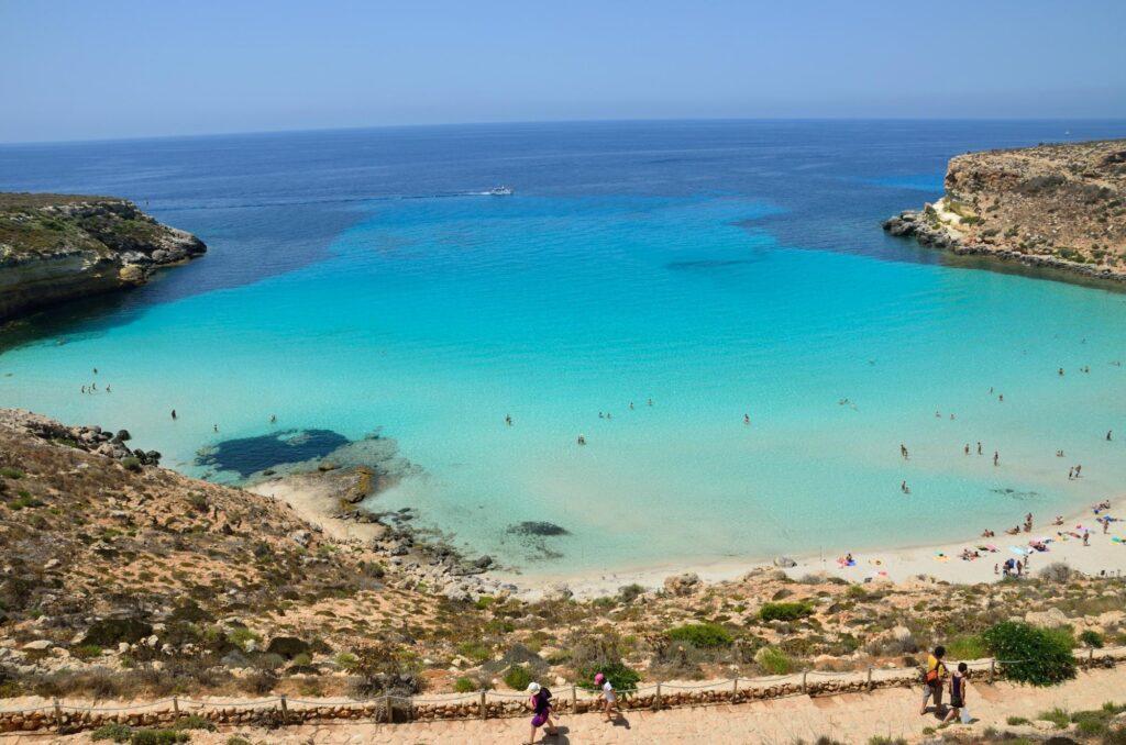 Rabbit-Beach-Lampedusa-Italy