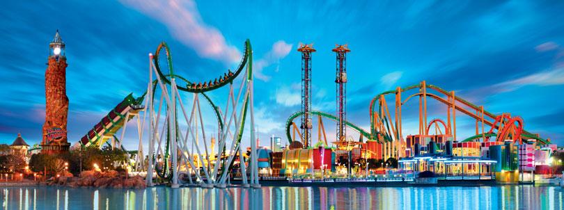 Island of Adventures - Orlando Florida