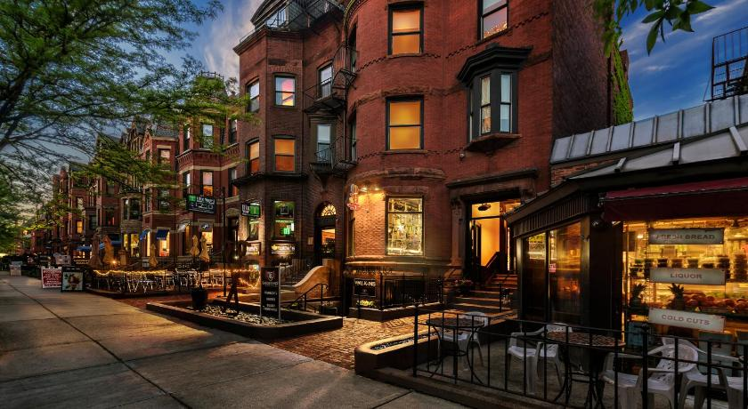 Newbury Street Shops Directory Boston Shopping